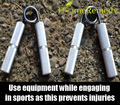 Use The Correct Equipment To Prevent Tendonitis