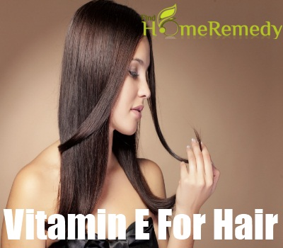 Vitamin E For Hair