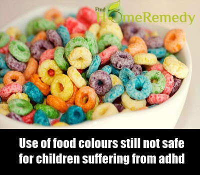 Foods Containing Additives