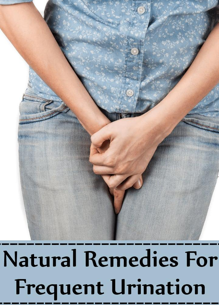 Natural Cure For Frequent Urination - How To Cure Frequent