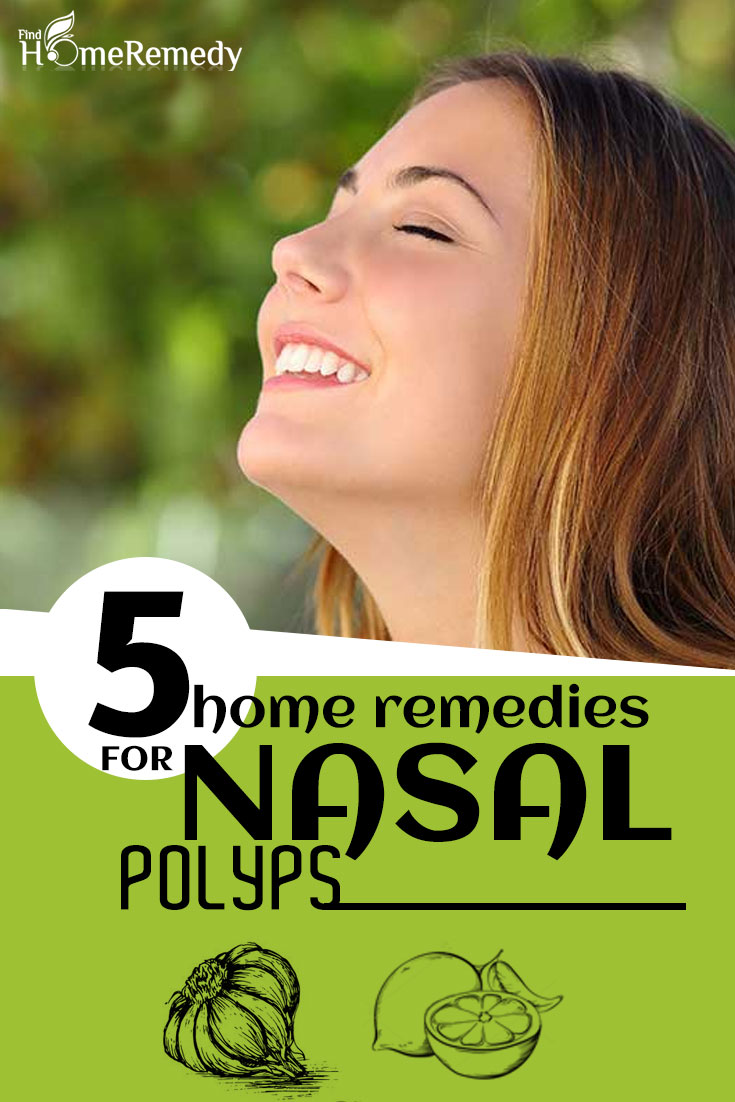 Home Remedies For Nasal Polyps