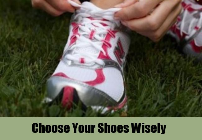 Choose Your Shoes Wisely
