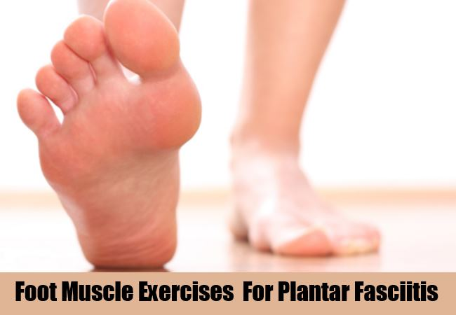 Foot Muscle Exercises
