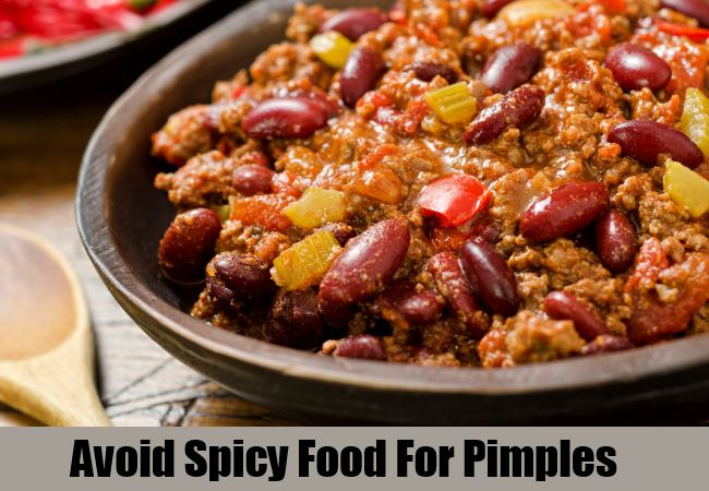 Avoid SpicyFood