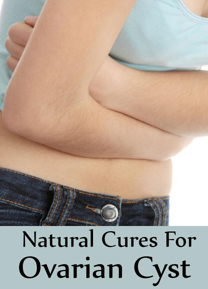 13 Natural Cures For Ovarian Cyst