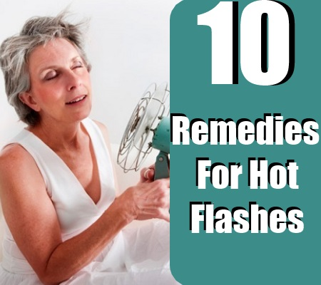 Remedies For Hot Flashes