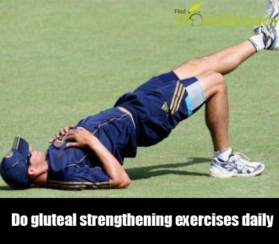 Gluteal Strengthening Exercise