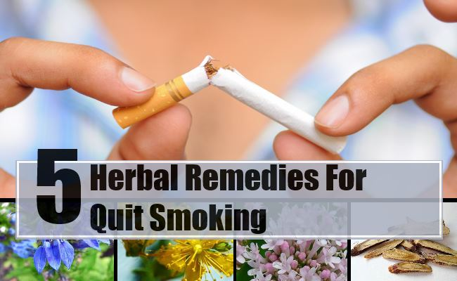 Remedies for Quit Smoking