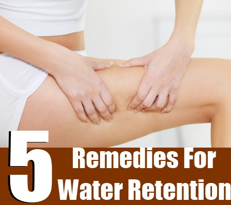 Remedies For Water Retention