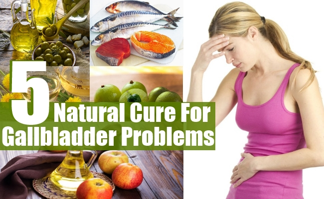 Natural Cure For Gallstone Pain