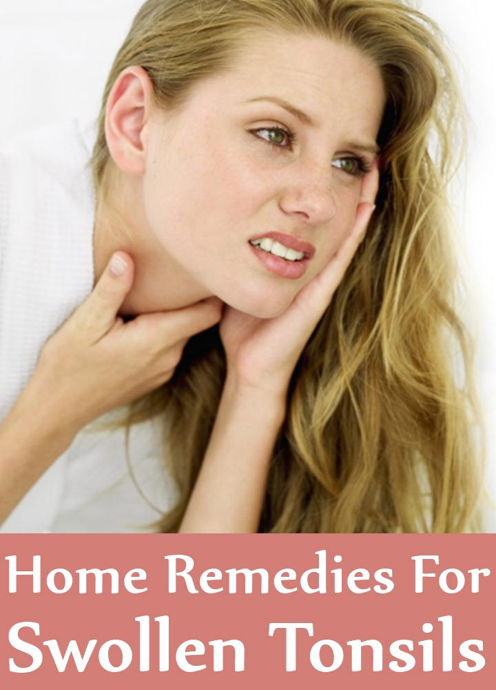 6 Simple Home Remedies For Swollen Tonsils