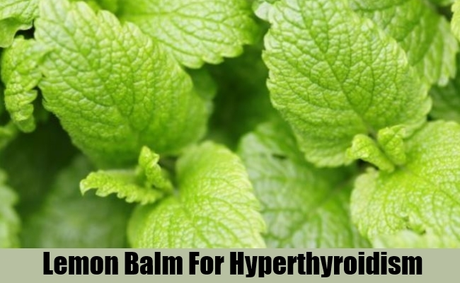 Best Herbal Remedies For Hyperthyroidism - How To Treat