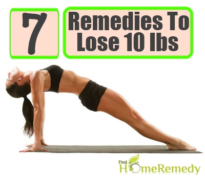 home remedies to lose 10 lbs in a week  how to lose 10