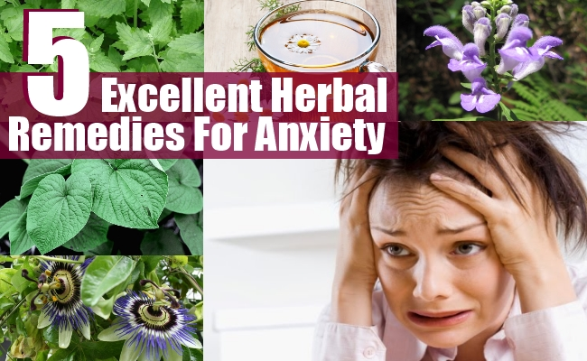 Remedies For Anxiety