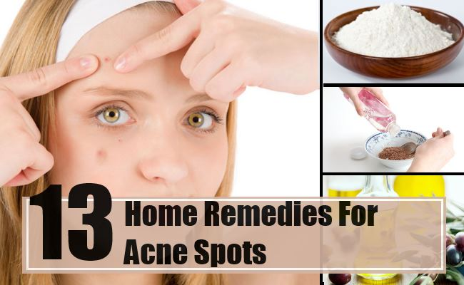 Home Remedy For Red Spots On Face