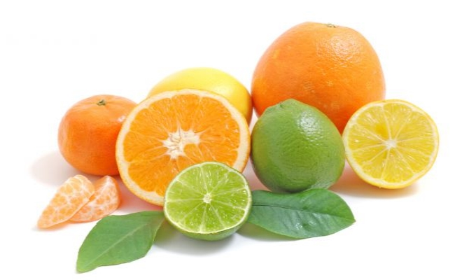 Vitamin C and Zinc Rich Food