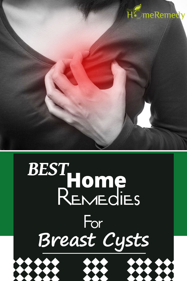 Home Remedies For Breast Cysts