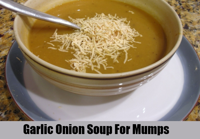 Garlic Onion Soup