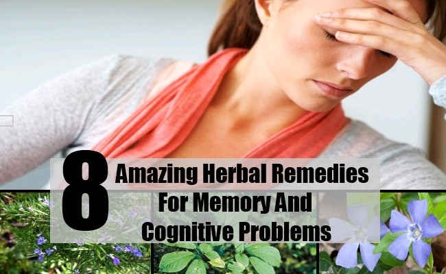 Memory And Cognitive Problems