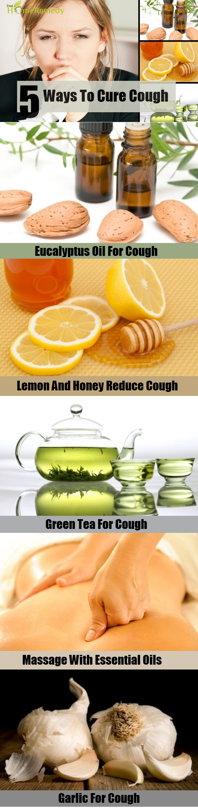 5 Ways To Cure Cough