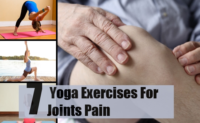 Exercises For Joints Pain