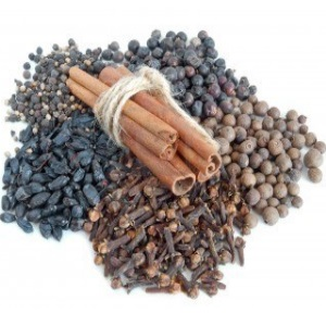 Juniper Berries And Cloves