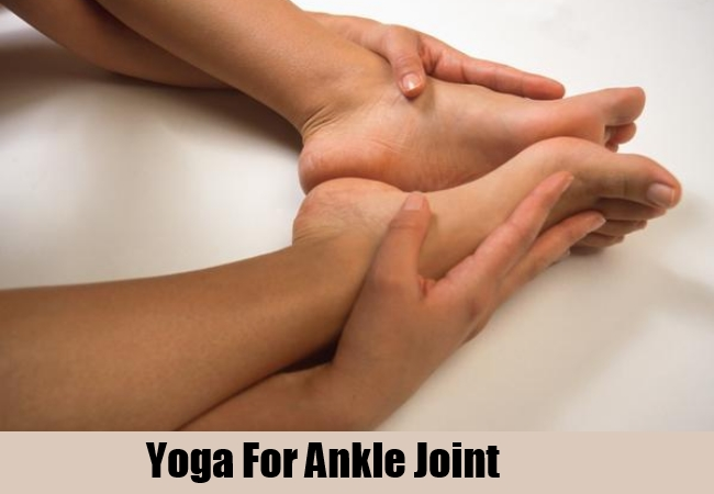 Yoga For Ankle Joint