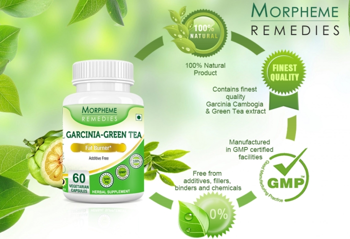 Garcinia Green Tea - new