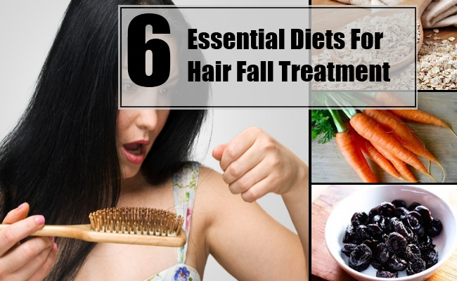 6 Best And Essentials Diet Treatment For Hair Fall   Find ...