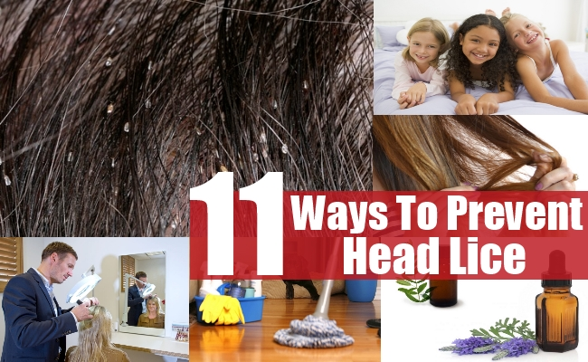 Prevent Head Lice