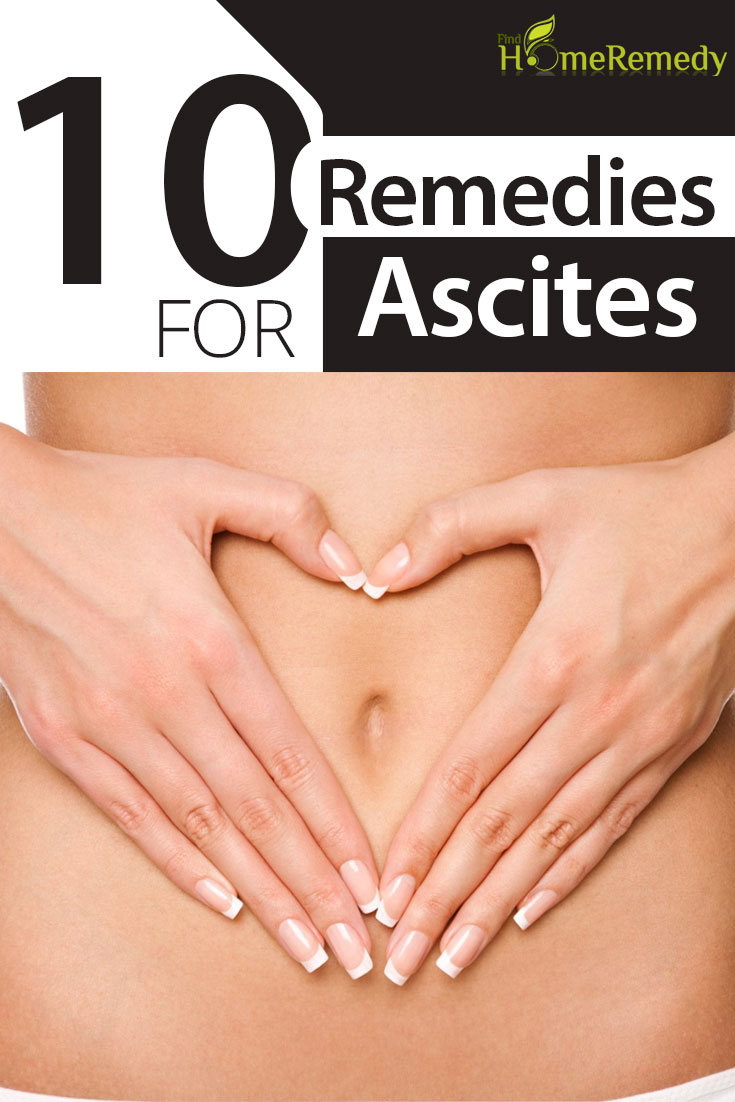 10 Remedies For Ascites