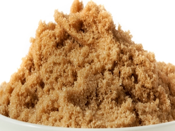 Brown Sugar And Coffee Grounds