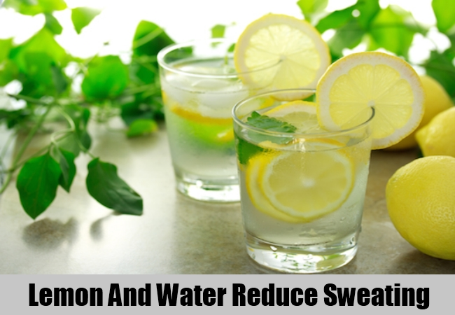 Lemon And Water