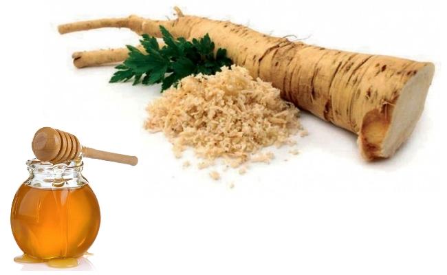Honey and Horseradish
