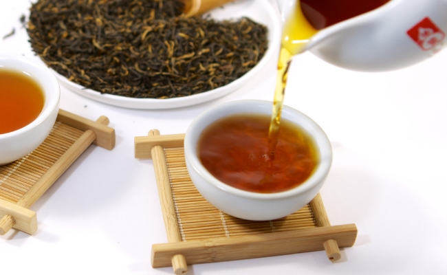 Black Tea Soak