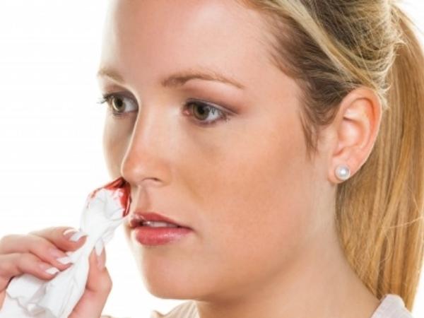 Stops Nose Bleeding