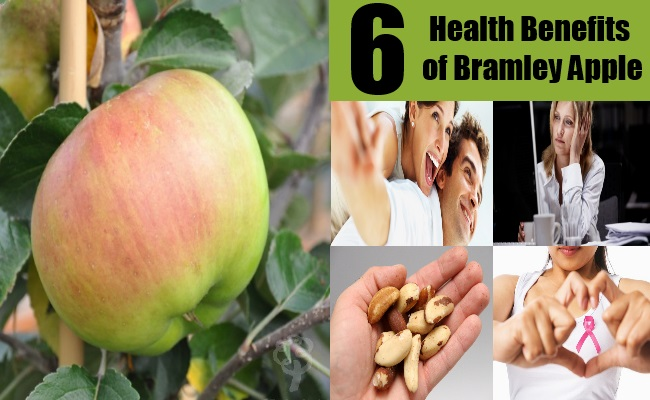 6 Health Benefits of Bramley Apple