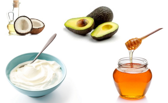 DIY Hair Conditioner Using Avocado, Yogurt, Honey And Coconut Oil