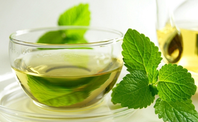 Mint Leaves Tea