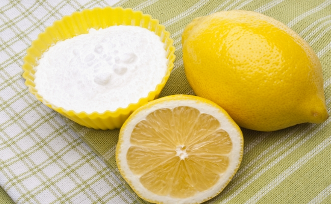Baking Soda & Lemon
