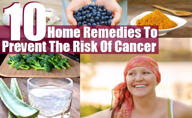 Prevent The Risk Of Cancer