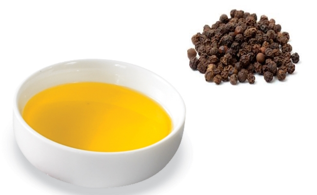 Clarified Butter And Black Pepper
