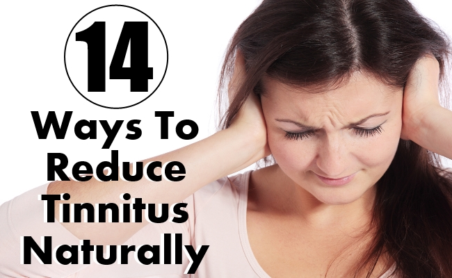 Ways To Reduce Tinnitus Naturally