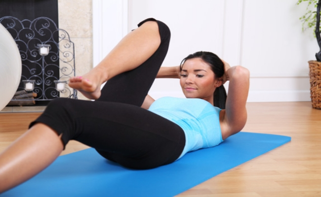 Exercise To Avoid Bloating