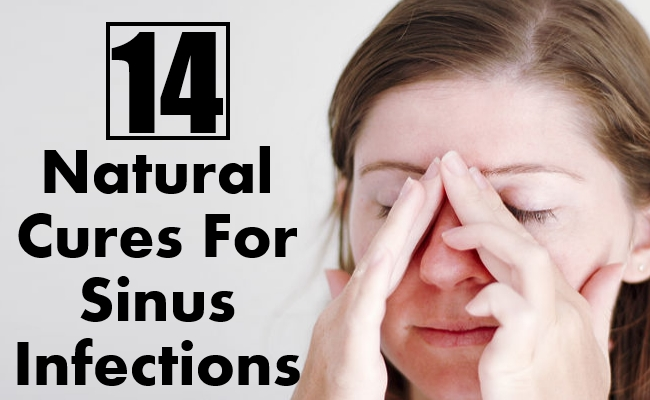 Natural Cures For Sinus Infections