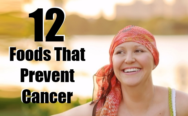 Foods That Prevent Cancer