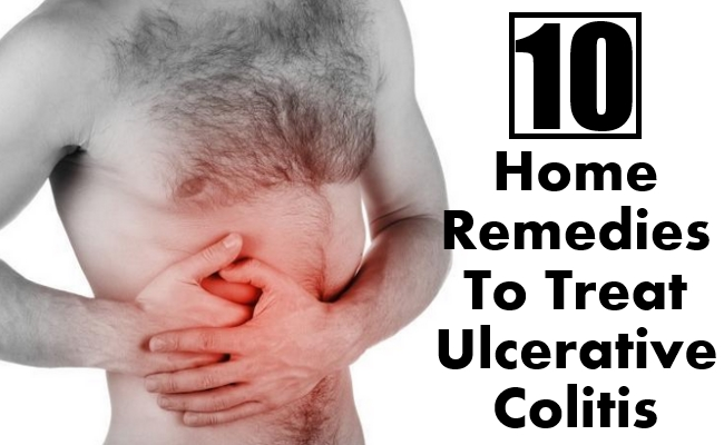 Home Remedies To Treat Ulcerative Colitis