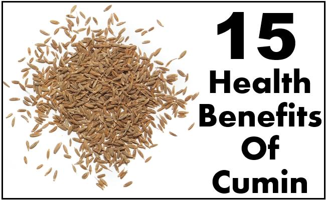 Health Benefits Of Cumin