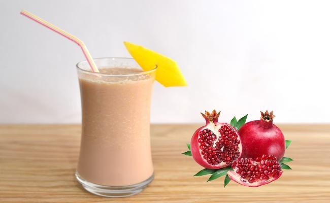 Pomegranate Mango Goodness