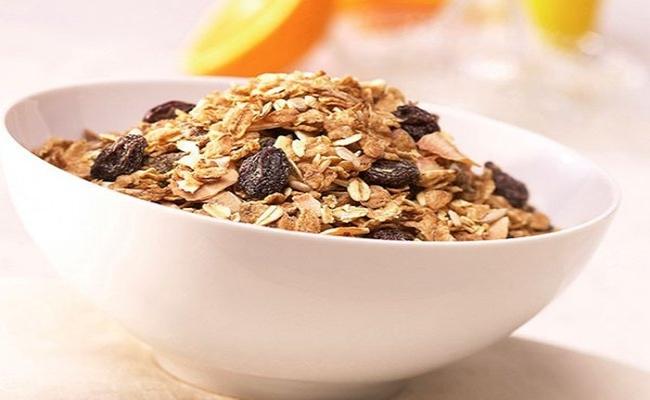 Whole grain cereals